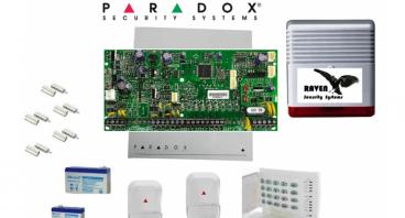 Πλήρες Σετ Συναγερμού PARADOX SP 5500
