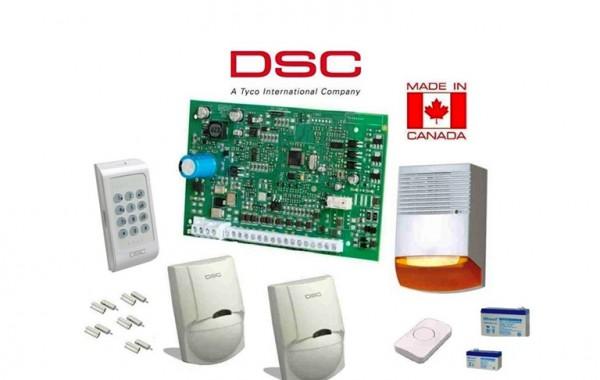 Πλήρες Σετ Συναγερμού DSC 1404